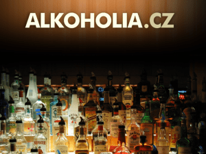 Alkoholia.cz - Ilustrační obrázek