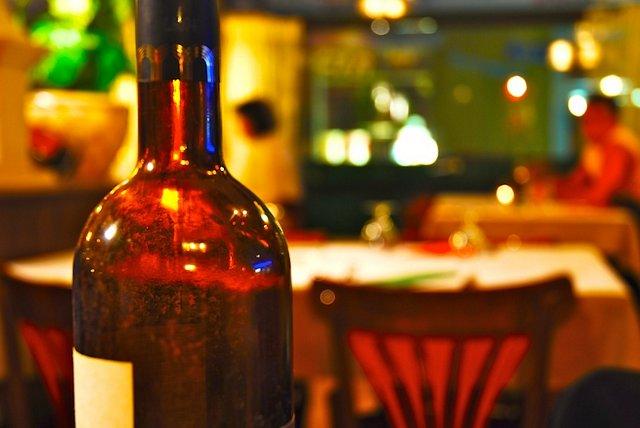 Lahev vína