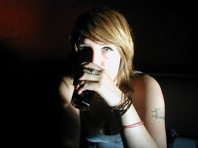 Pití alkoholu