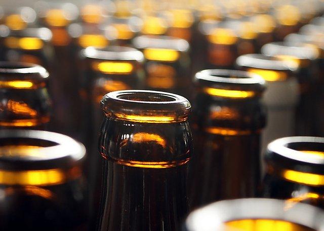 Pivní lahve