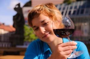 Slavnosti vína v Brně nabídnou 70 vzorků vín i pravý burčák #Víno #Brno