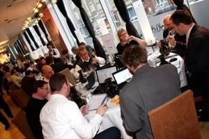 Národní soutěž vín - degustátoři