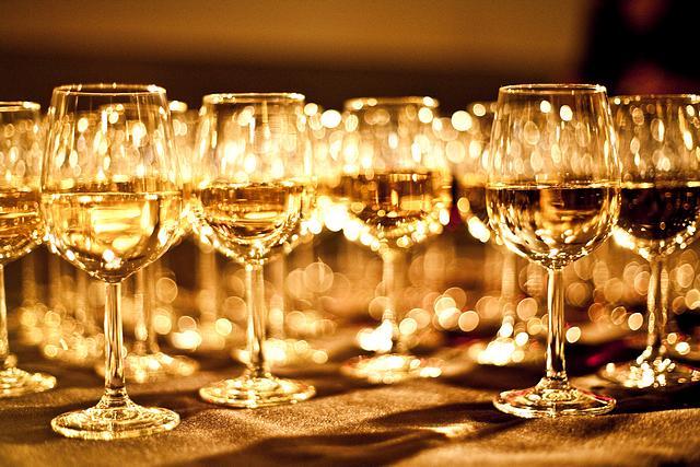 Sklenice vína