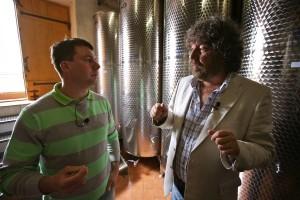 Tvůrci pořadu Vinařská odyssea