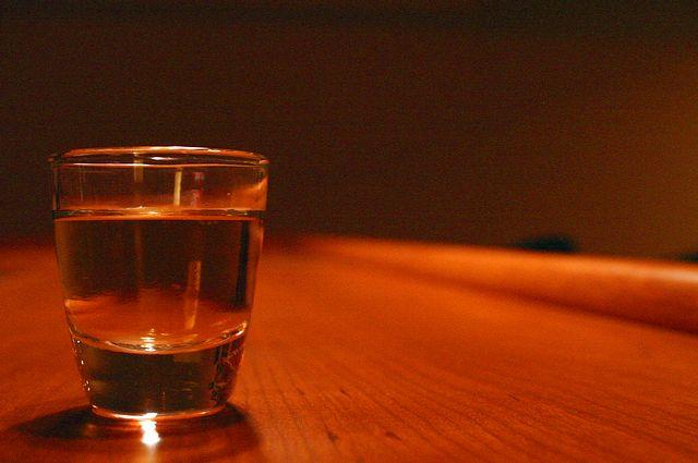 Panák alkoholu