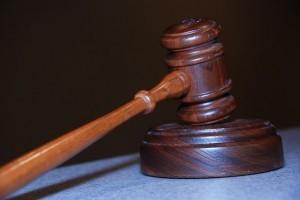 Soudní palička
