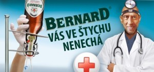 Bernard vás ve štychu nenechá