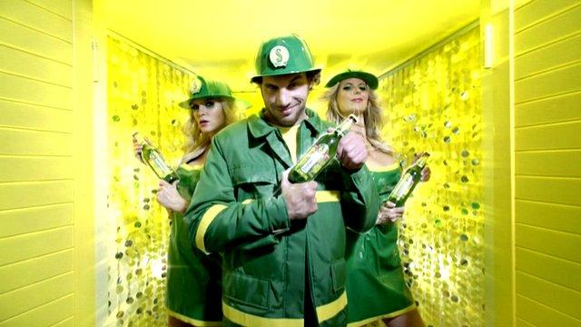 Staropramen Cool Lemon - kampaň
