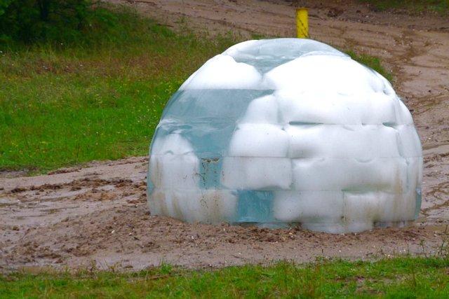 Ledová koule