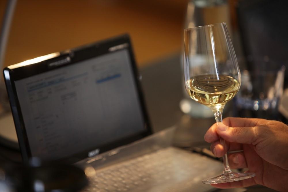 Víno - degustace