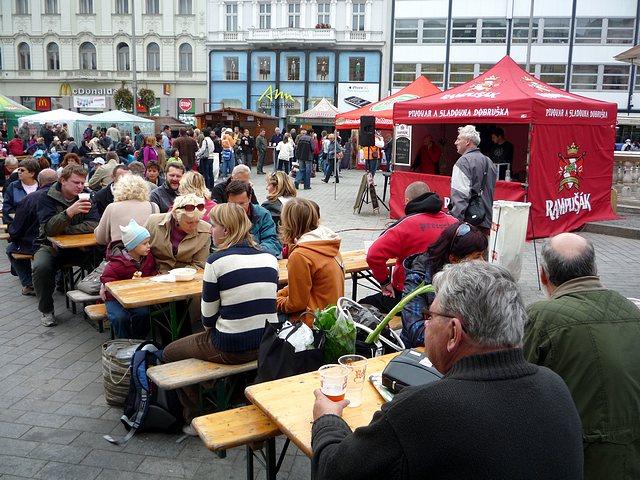 Slavnosti piva v Brně