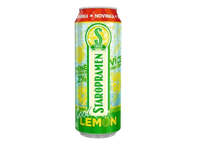 Staropramen Cool Lemon