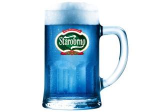 Starobrněnské modré pivo se vrací do hospod. Opět jen dočasně #Pivo