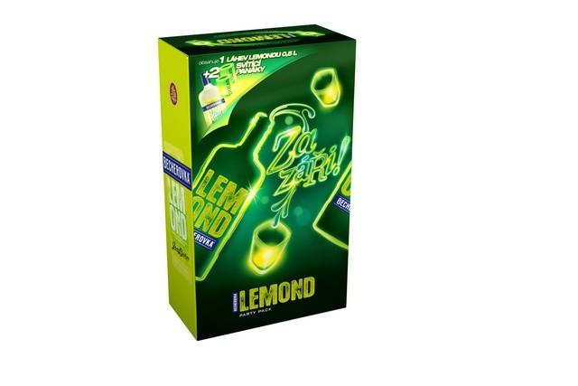 Becherovka Lemond