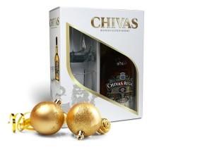 Chivas Regal - vánoční balení