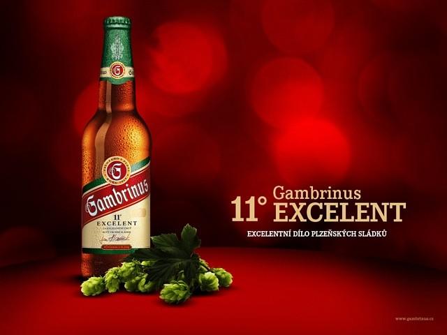 Gambrinus 11° Excelent