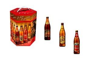 Vánoční balení pivních speciálů od K Brewery