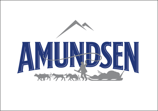 Amundsen vodka - logo