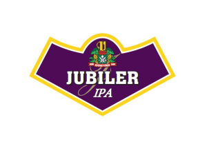 Jubiler IPA - krček etikety