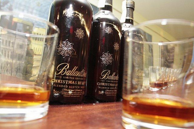 Ballantine's - Christmas Reserve