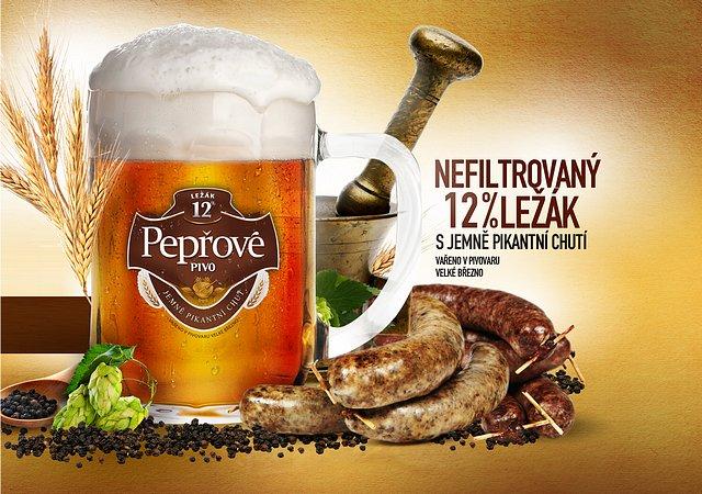 Pepřové pivo