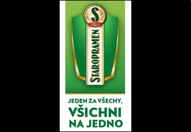 Staropramen - nové logo - 2012