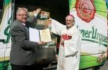 Pilsner Urquell míří do Vatikánu