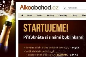 Alkoobchod.cz - výřez