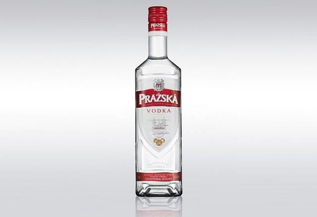 Pražská vodka