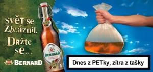 Bernard proti PETláhvím