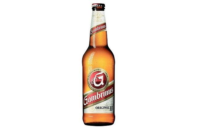 Gambrinus Originál 10°