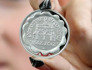 Paměťní medaile Plzeňského Prazdroje
