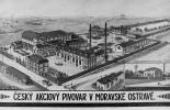 Pivovar Ostravar v roce 1923