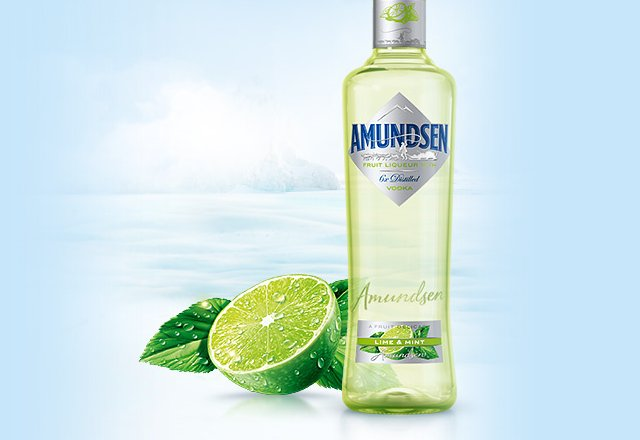 Amundsen Lime & Mint