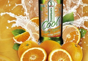 Staropramen Cool Hořký Pomeranč