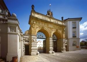 Plzeňský Prazdroj - Brána pivovaru