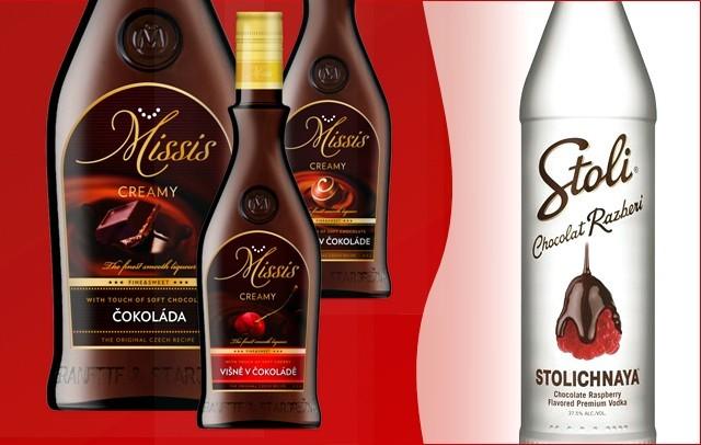 Čokoládový alkohol