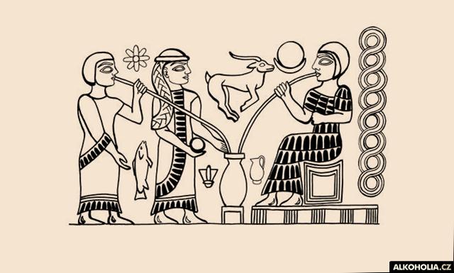 Starověcí štamgasti