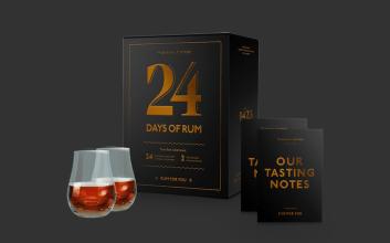 """Rumový adventní kalendář od """"1423"""""""